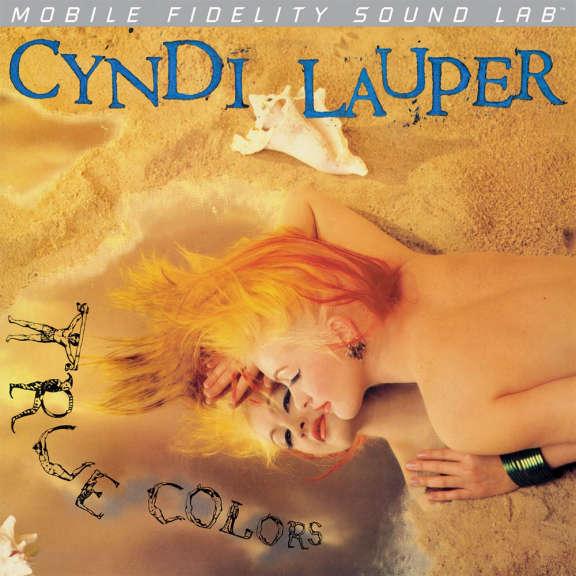 Cyndi Lauper True colors (coloured) LP 2020