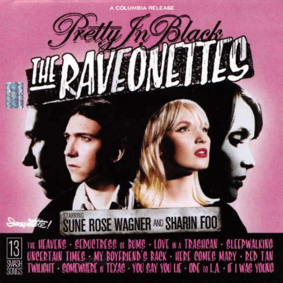 The Raveonettes Pretty In Black (coloured) LP 2020