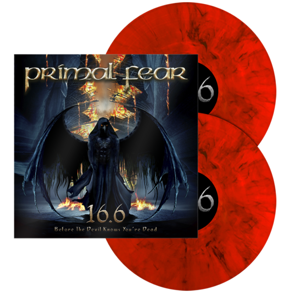 Primal Fear 16.6 (Before The Devil Knows You're Dead), (coloured) LP 2020