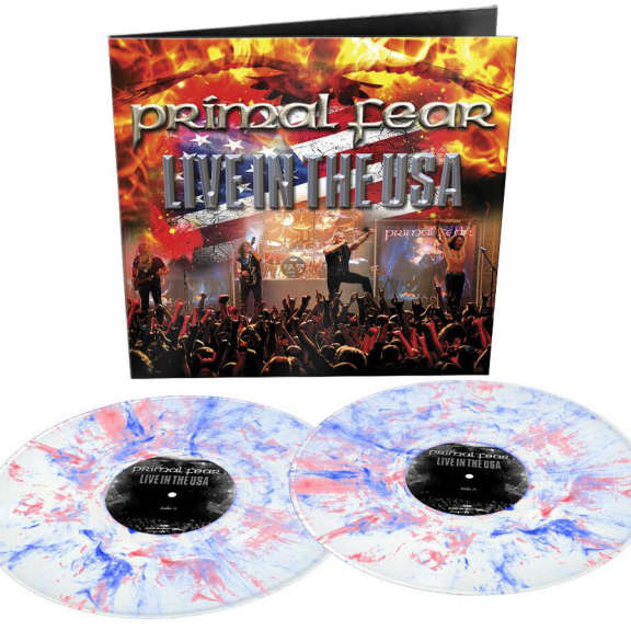 Primal Fear Live in the USA (coloured) LP 2020