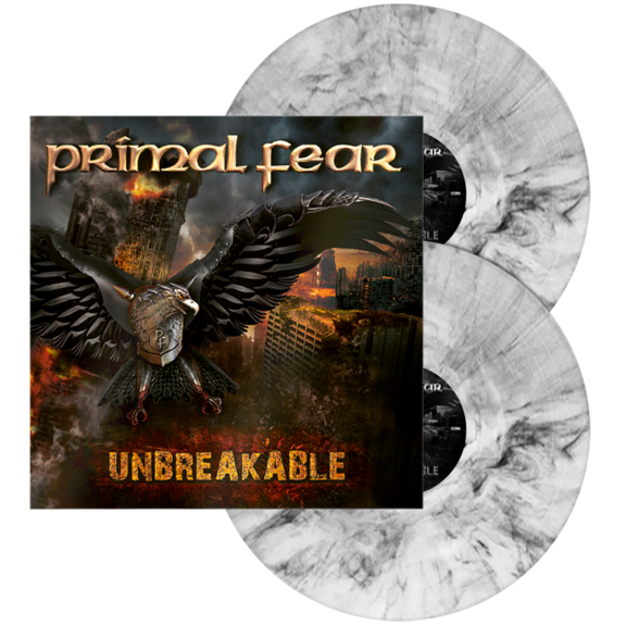 Primal Fear Unbreakable (coloured) LP 2020