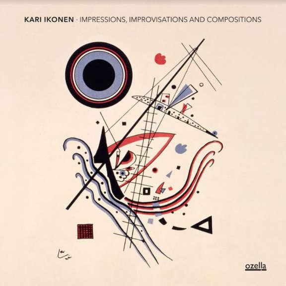 Kari Ikonen (Trio) Impressions, Improvisations & Compositions LP 2020
