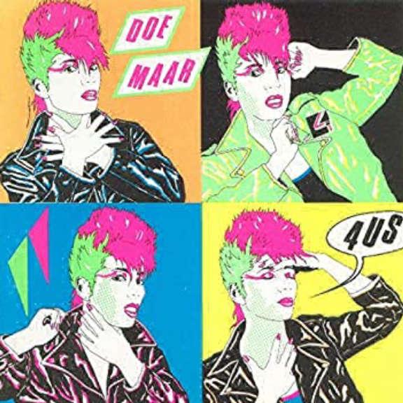 Doe Maar 4us (coloured) LP 2020