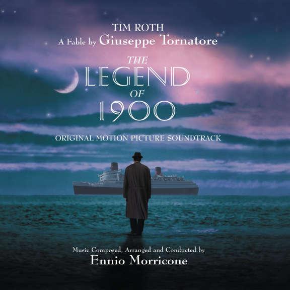 Ennio Morricone (various artists) Soundtrack : Legend of 1900 LP 2020