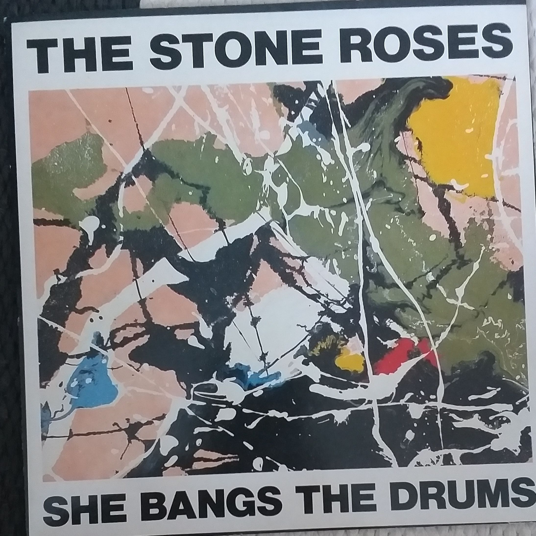 The stone roses She bangs the drum LP undefined