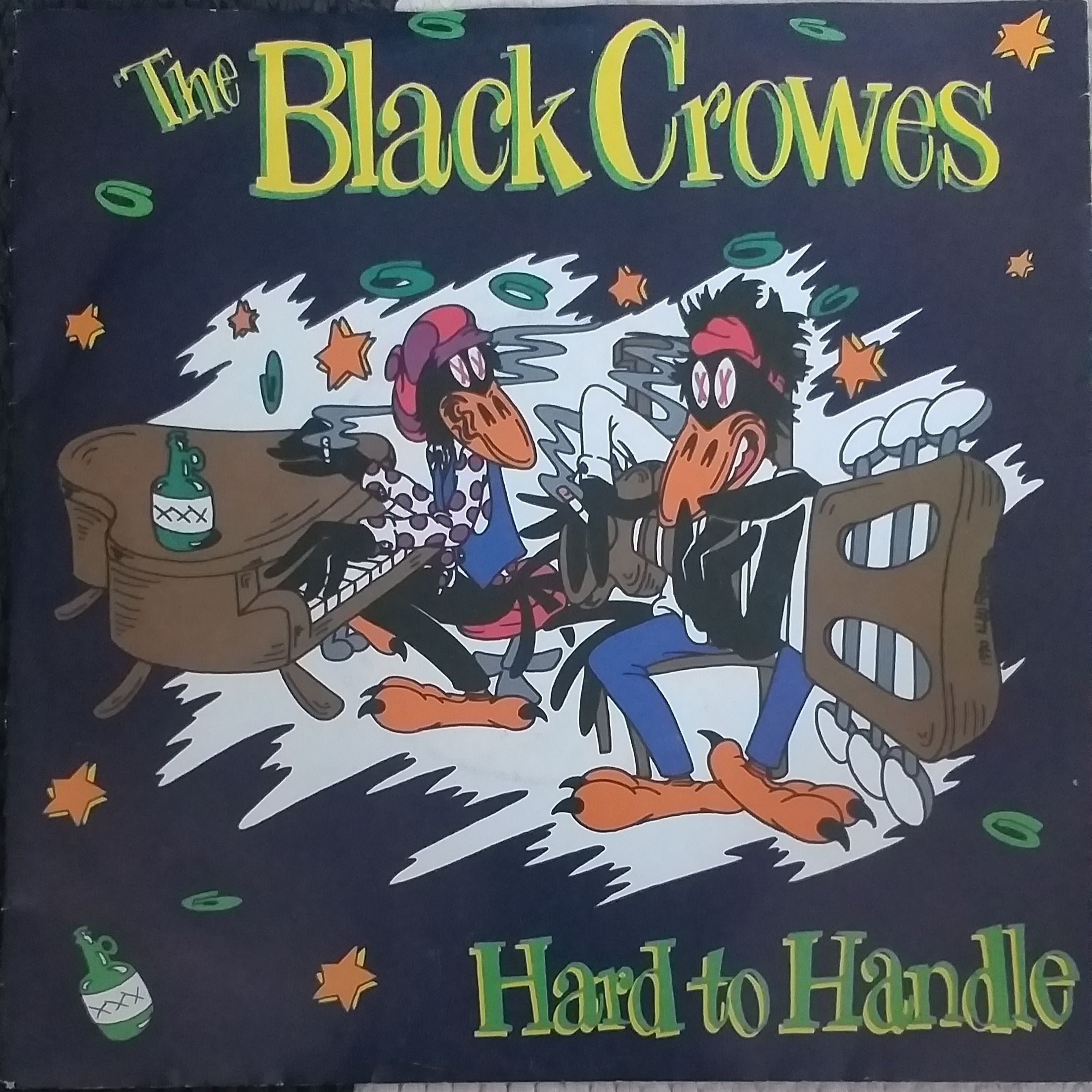 The black crowes Hard to handle LP undefined
