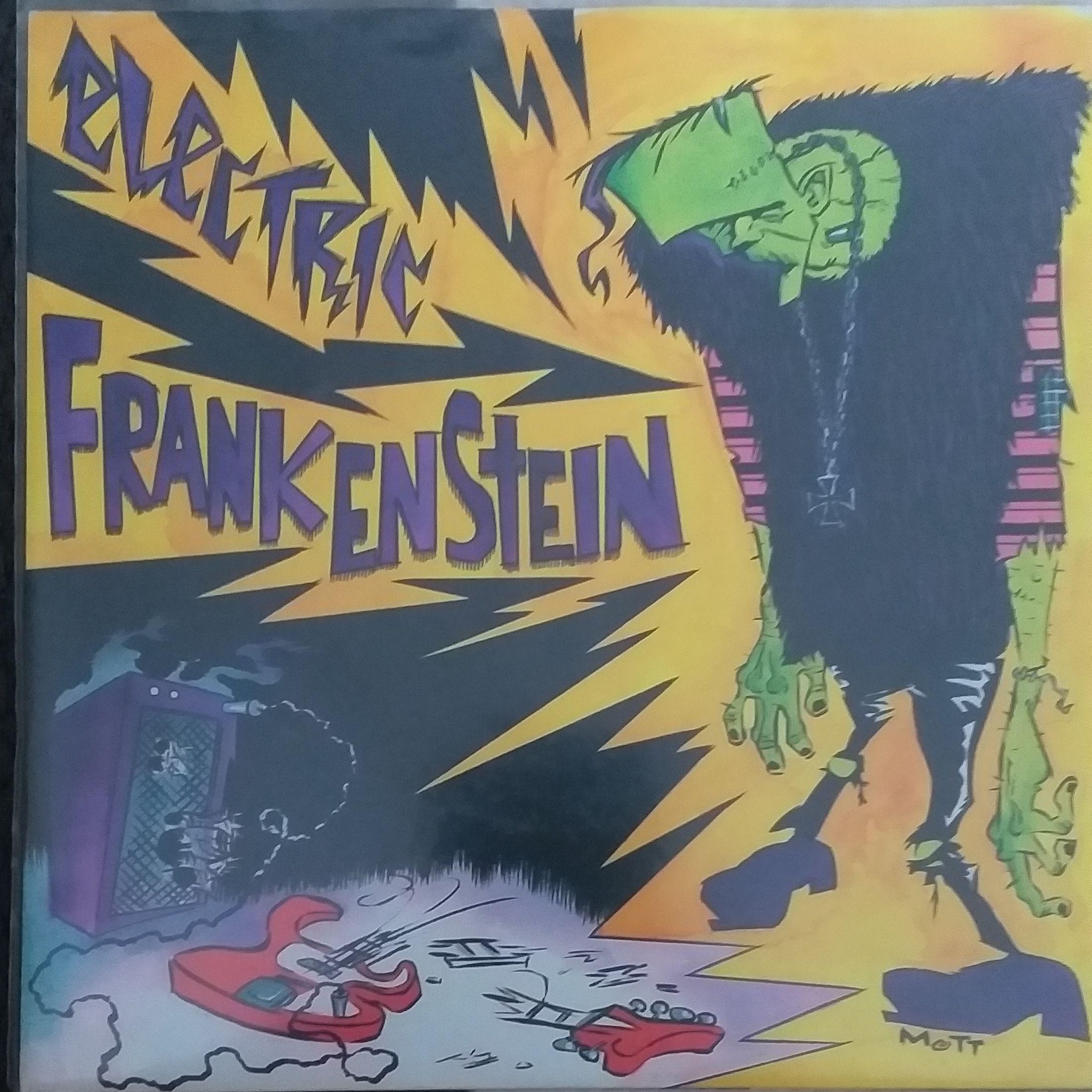 Electric frankenstein Not wit' u LP undefined