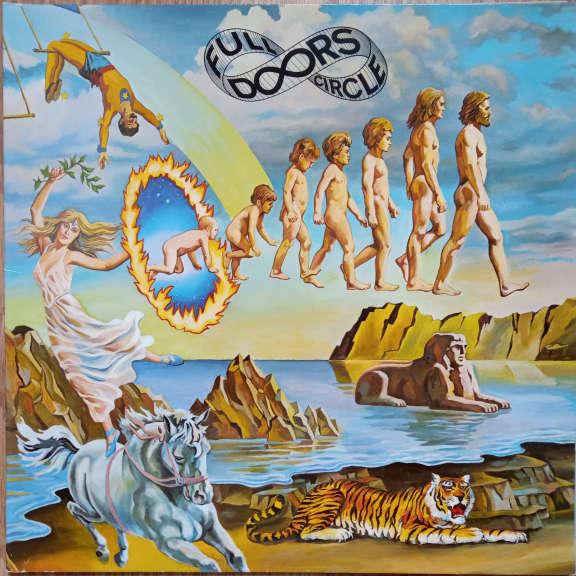 The Doors Full Circle LP 0