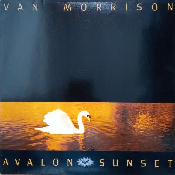 Van Morrison Avalon Sunset  LP 0