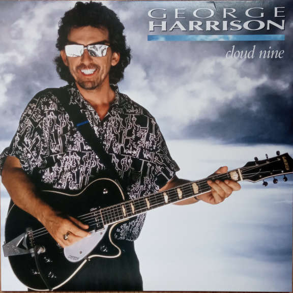 George Harrison Cloud Nine  LP 0