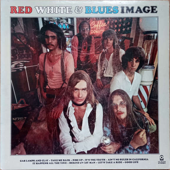 Blues Image Red White & Blues Image LP 0