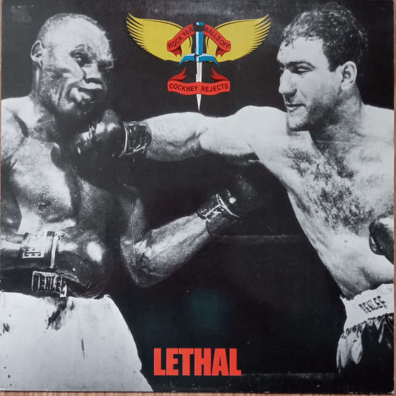 Cockney Rejects Lethal LP 0