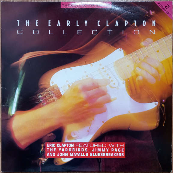 Eric Clapton The Early Clapton Collection LP 0