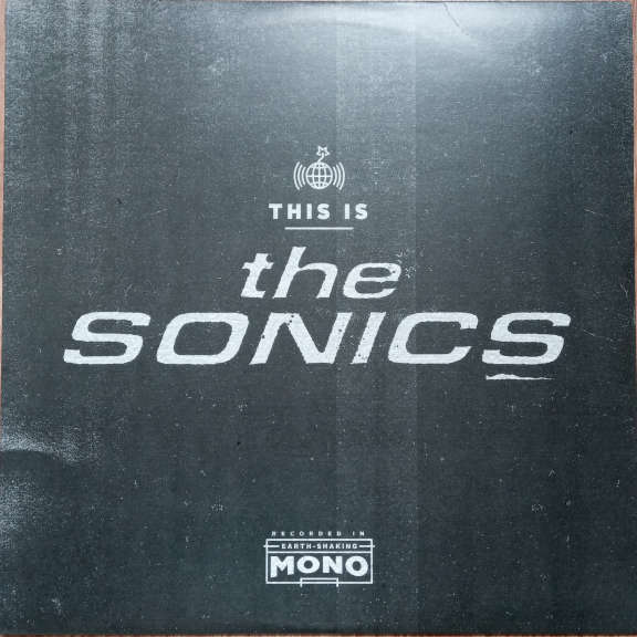 The Sonics This Is The Sonics LP 0