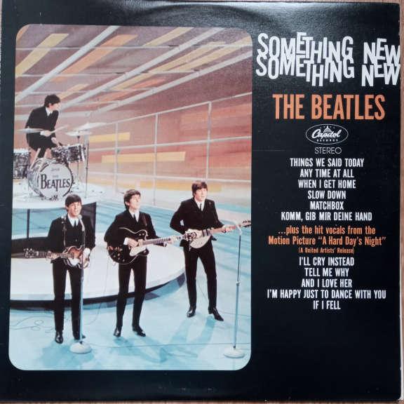 The Beatles Something New LP 0
