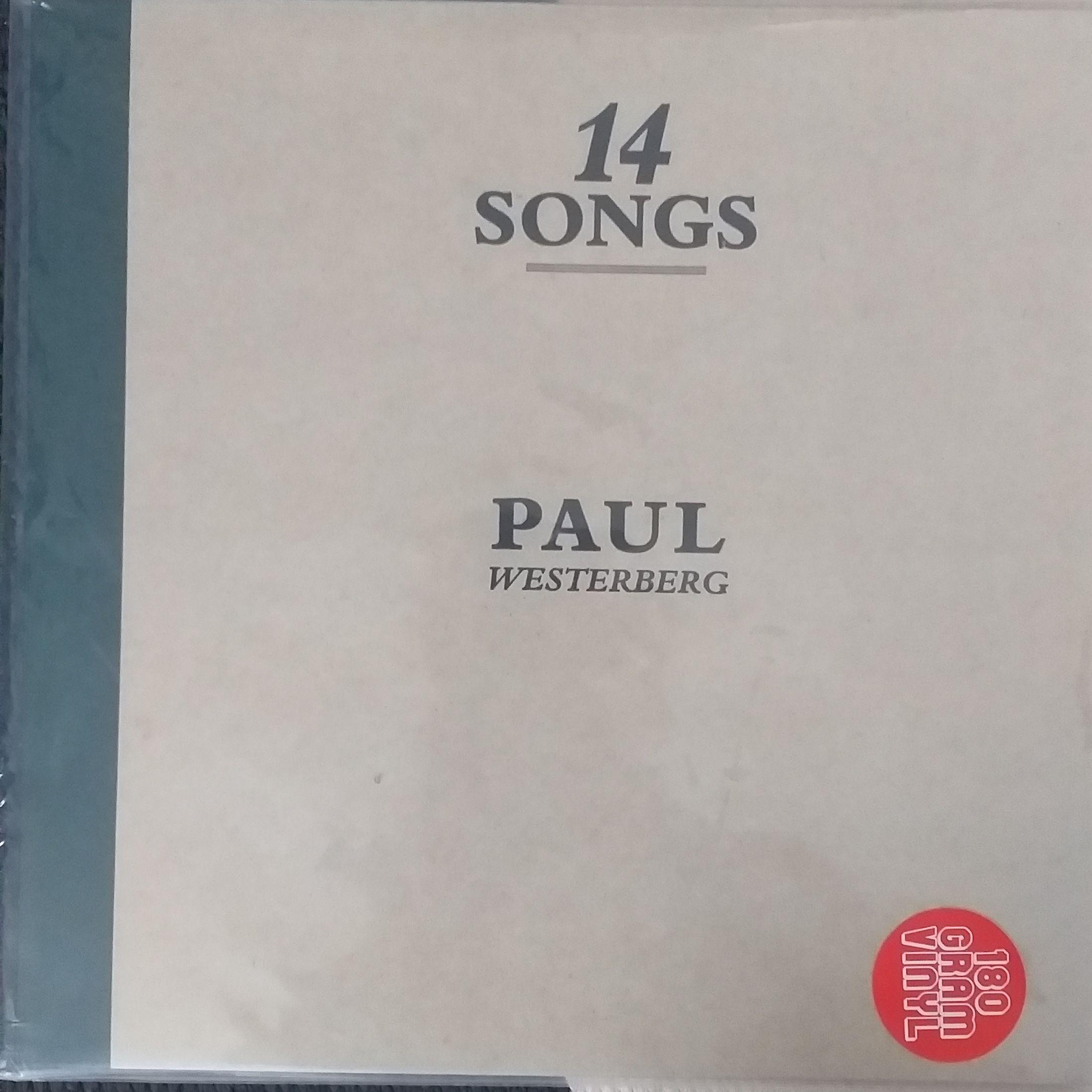 Paul Westerberg  14 songs LP undefined