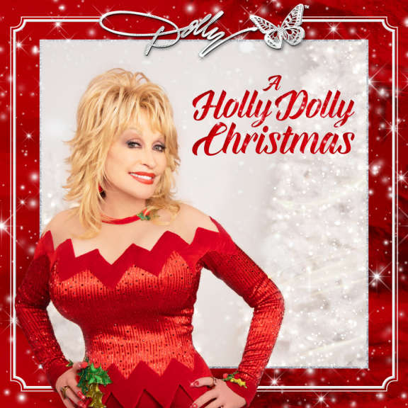 Dolly Parton A Holly Dolly Christmas (coloured) LP 2020