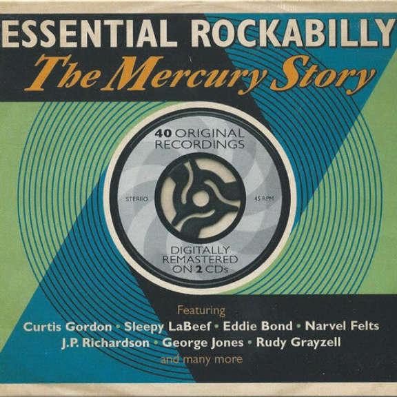 Various Essential Rockabilly - The Mercury Story (2CD) Oheistarvikkeet 2012