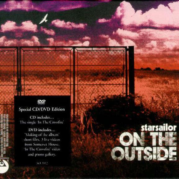 Starsailor On the Outside (CD+DVD) Oheistarvikkeet 2005