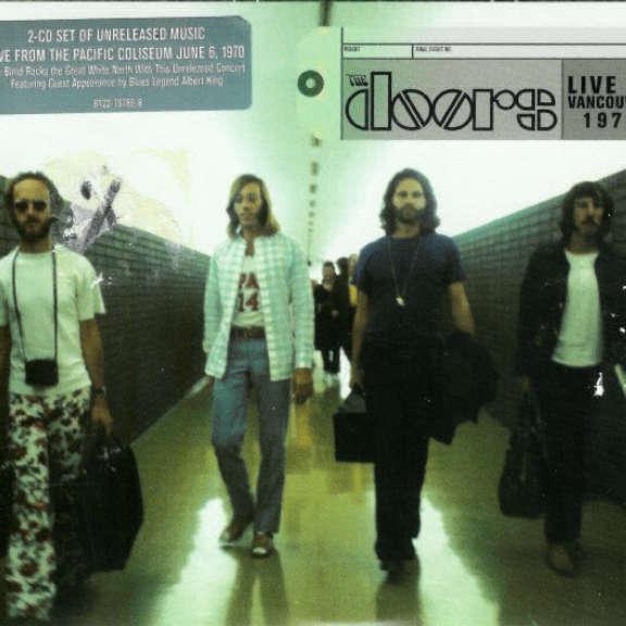 Doors Live in Vancouver 1970 (2CD) Oheistarvikkeet 2010