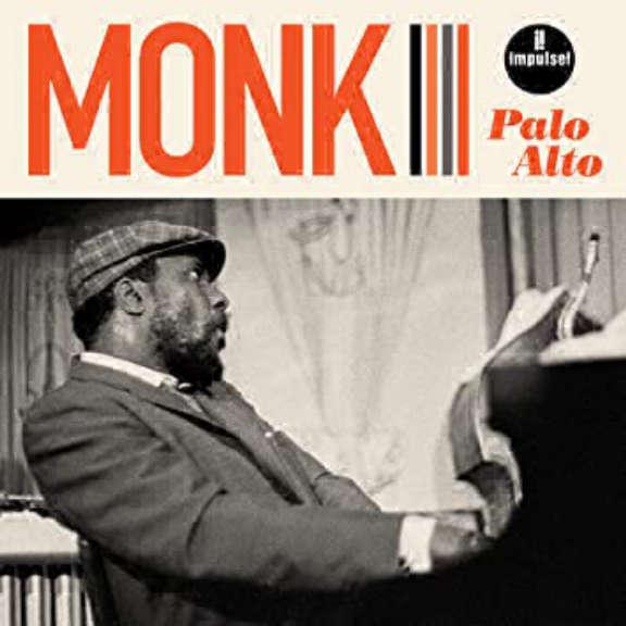 Thelonious Monk Palo Alto LP 0