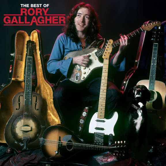 Rory Gallagher The Best Of LP 2020