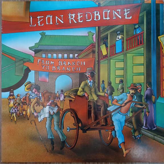 Leon Redbone From Branch To Branch LP 0