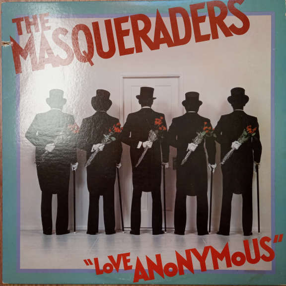 The Masqueraders Love Anonymous LP 0