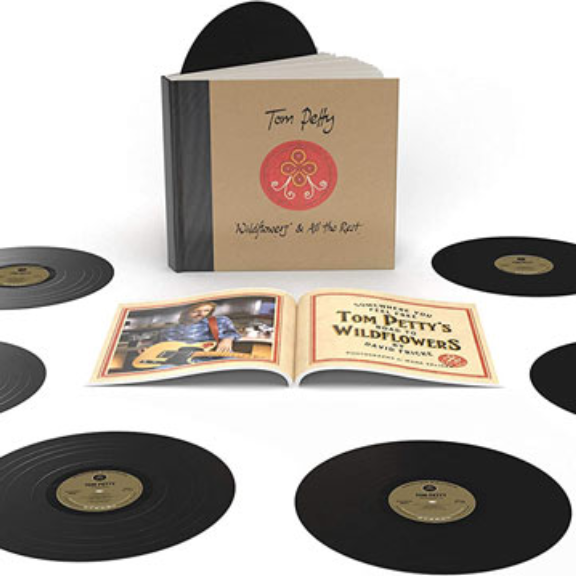 Tom Petty Wildflowers & All The Rest (Box)  LP 2020