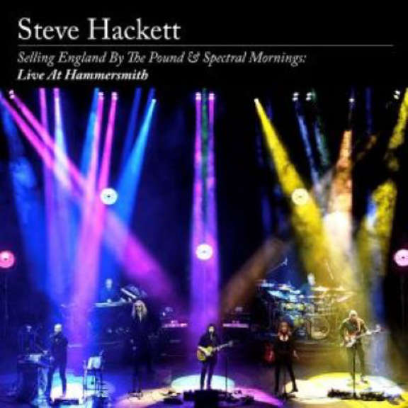 Steve Hackett Selling England By The Pound & Spectral Mornings: Live At Hammersmith (Box) LP 2020