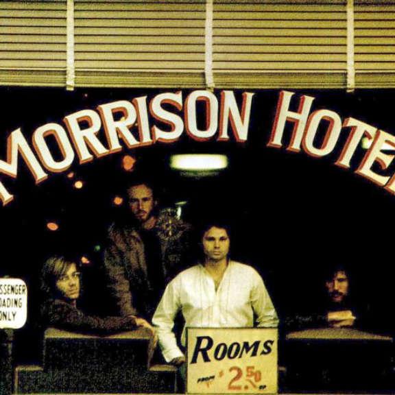 The Doors Morrison Hotel (50th Anniversary) LP 2020