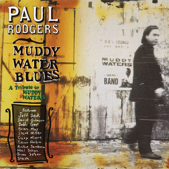 Paul Rodgers Muddy Water Blues: A Tribute to Muddy Waters (coloured) LP 2020