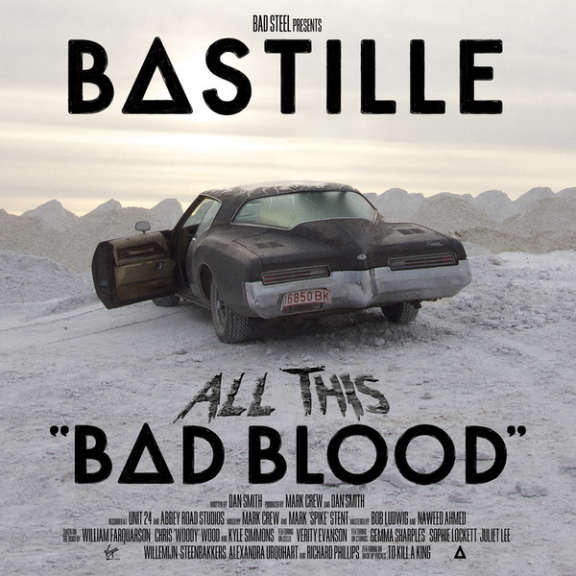Bastille All This Bad Blood (RSD 2020) LP 0
