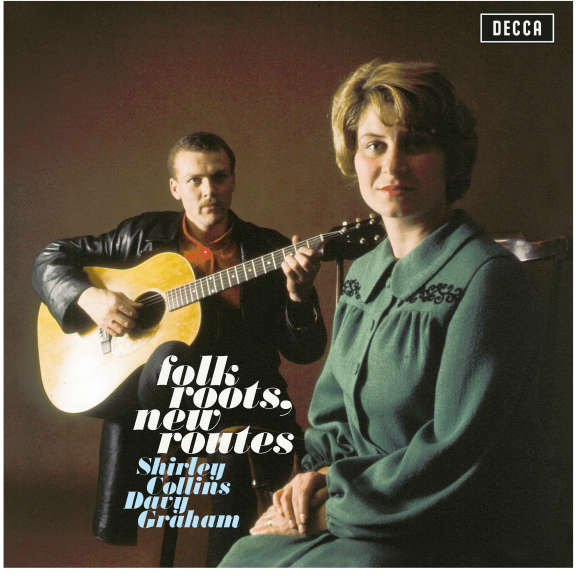 Davy Graham & Shirley Collins Folk roots, new routes (RSD 2020) LP 0