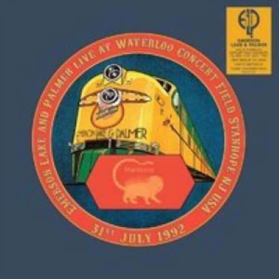 Emerson, Lake & Palmer Live At Waterloo Field, Stanhope, New Jersey, U.S.A., 31st July (RSD 2020) LP 0