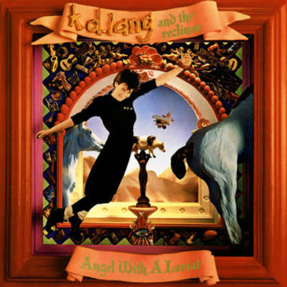 K.d. Lang and the reclines Angel With A Lariat (RSD 2020) LP 0