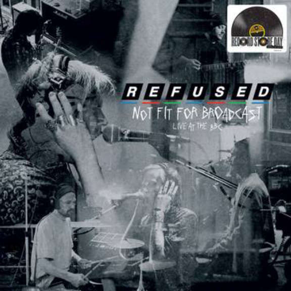 Refused Not fit for broadcasting (RSD 2020) LP 0