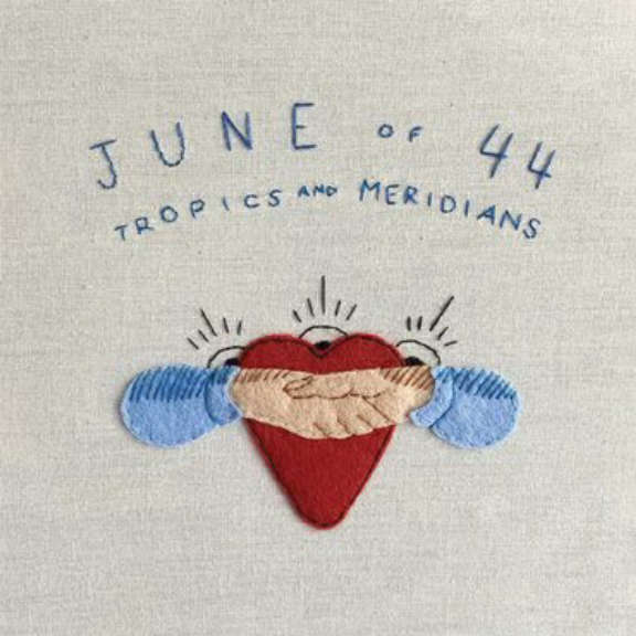 June of 44 Tropics & meridians (RSD 2020) LP 0