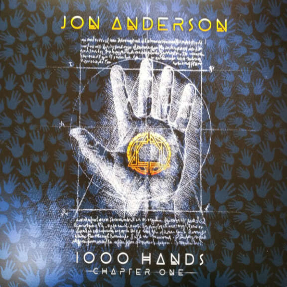 Jon Anderson 1000 Hands - Chapter One LP 2020