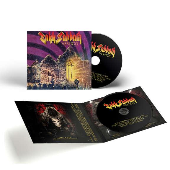 Zakk Sabbath Vertigo (coloured) LP 2020