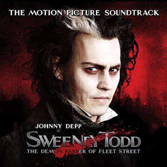 Stephen Sondheim Soundtrack: Sweeney Todd: The Demon Barber of Fleet Street LP 2020