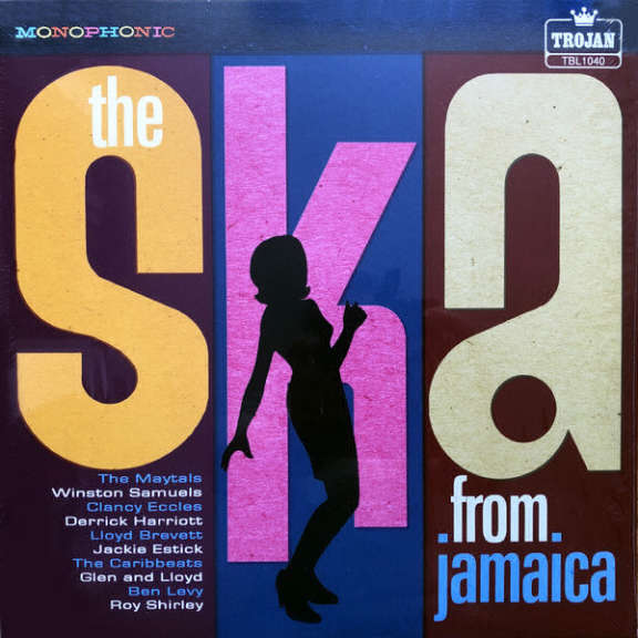 Various The Ska (From Jamaica) RSD 2020 LP 0