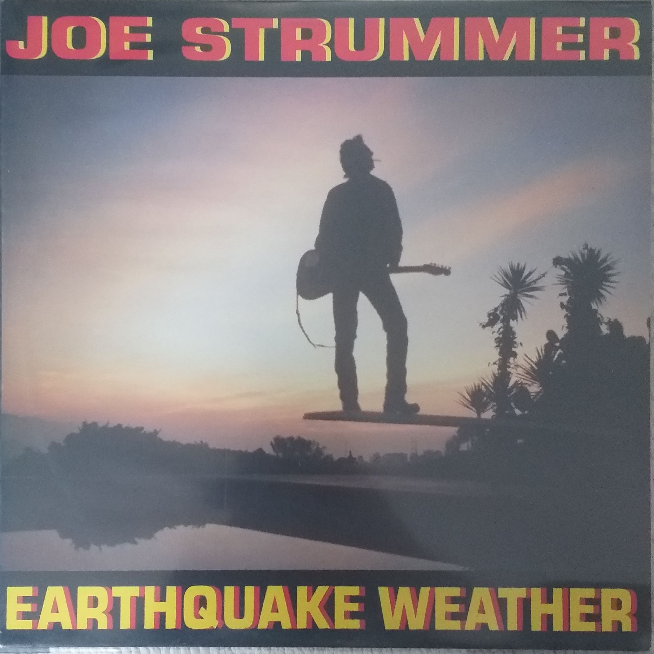 Joe Strummer Earthquake weather LP undefined
