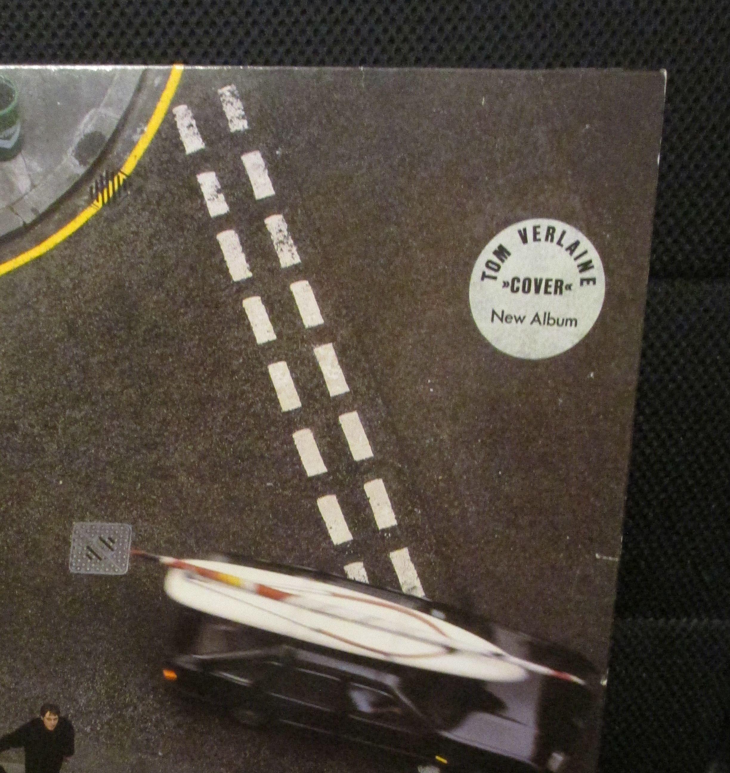 Tom Verlaine Cover LP undefined