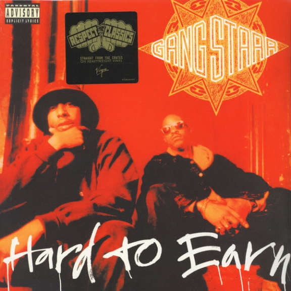 Gang Starr Hard To Earn LP 0