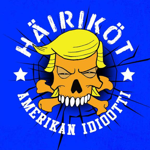 Häiriköt Amerikan idiootti / Venäläinen ruletti (black) 7 tuumainen 2020