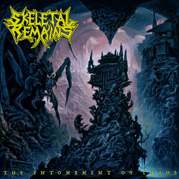 Skeletal Remains The Entombment of Chaos LP 2020