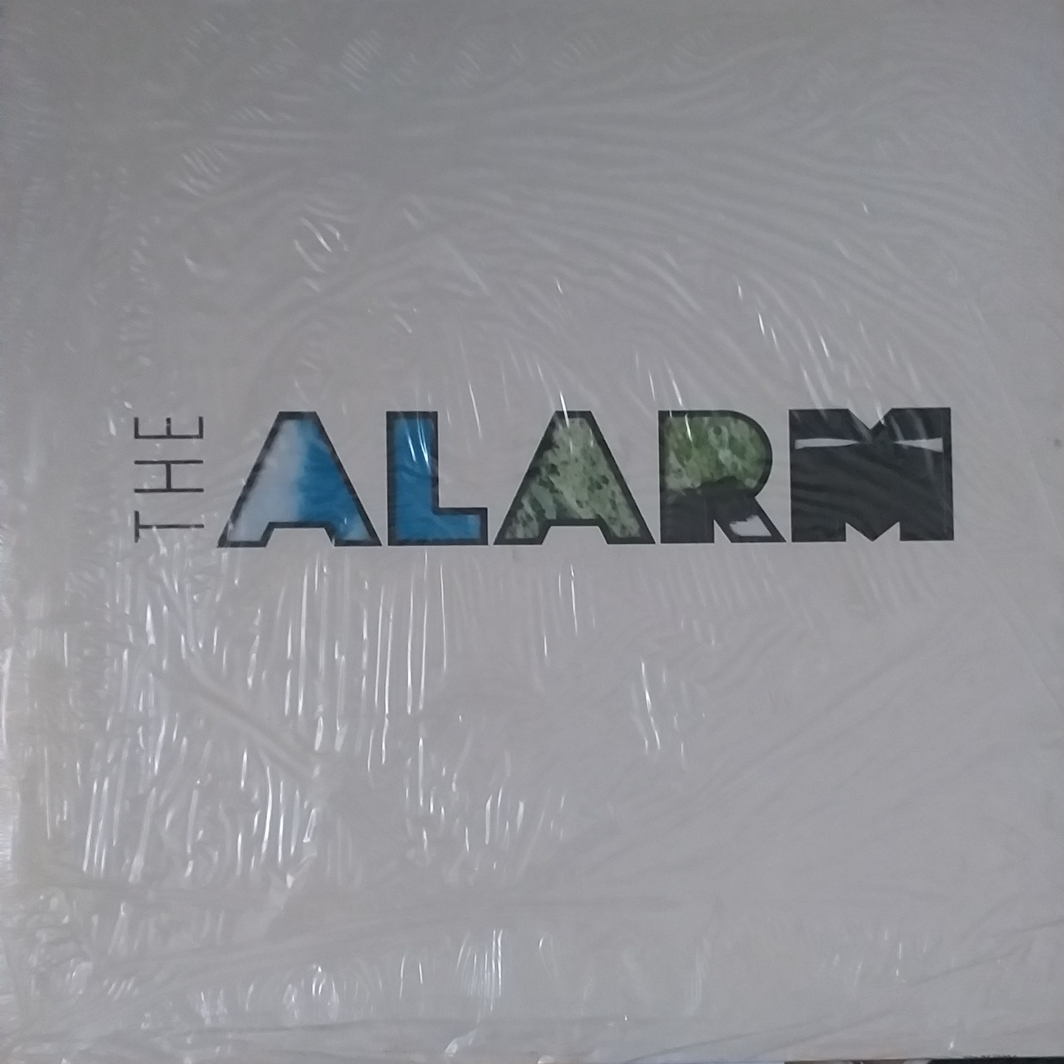 The Alarm Change LP undefined