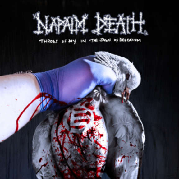 Napalm Death Throes of Joy in the Jaws of Defeatism LP 2020