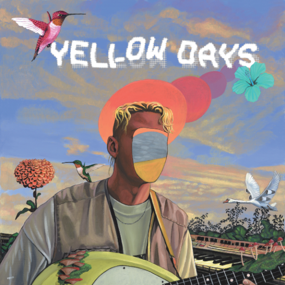 Yellow Days A Day In A Yellow Beat LP 2020